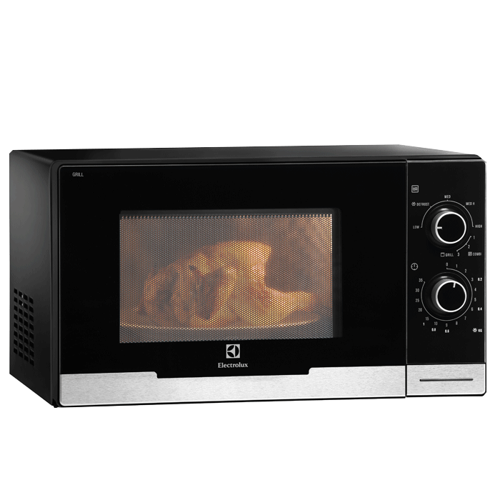 23l Table Top Microwave With Grill