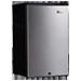 Refrigerador Compacto 1 Puerta Frost 123L/4.3Cuft - Color Acero - 120V/60Hz