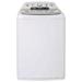 Lavadora de Carga Superior con Agitador - 19Kg - Color Blanco - 120V/60Hz